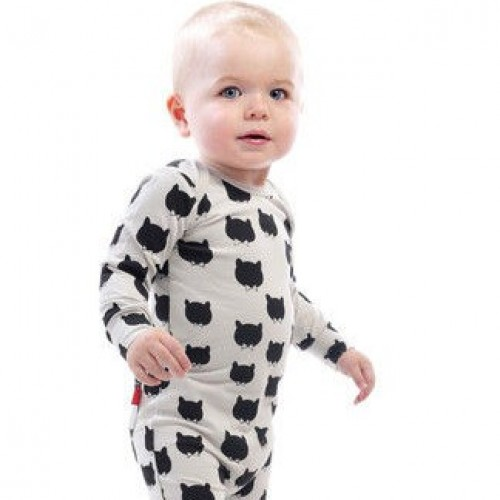 LITTLE BEAR Playsuit $48 by Tree Top Toy Shop