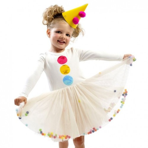 CELEBRATION DRESS Cream $54 by Tree Top Toy Shop