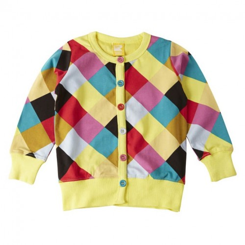 HARLEQUIN Cardigan $44 by Tree Top Toy Shop