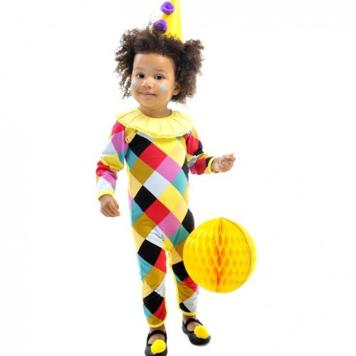 HARLEQUIN Playsuit $48 by Tree Top Toy Shop
