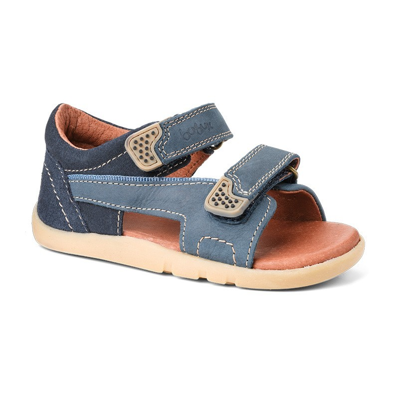 Bobux i-walk Rocket Sandal Navy SALE PRICE Sizes 20-24 $35 & Sizes 25-27 $40 by Tree Top Toy Shop