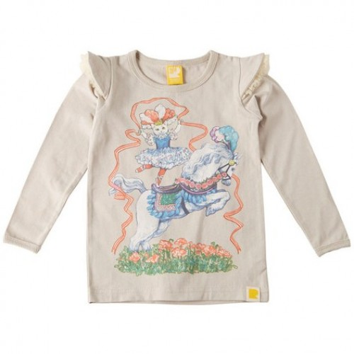 LIBERTY RIDER Long Sleeve T-Shirt $42 by Tree Top Toy Shop