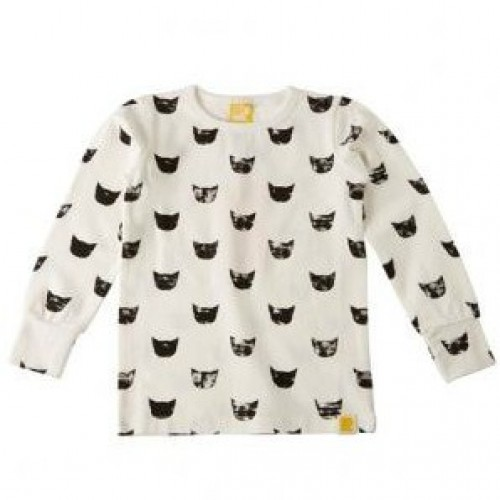 LITTLE KITTY Long Sleeve T-Shirt $38 by Tree Top Toy Shop