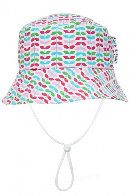 Little Leaf Pink Hat by Tree Top Toy Shop