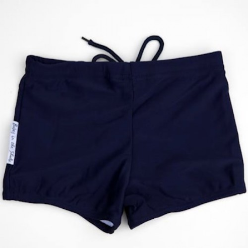Navy Trunks by Tree Top Toy Shop