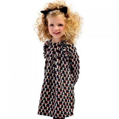 NICO Long Sleeve Dress $54 by Tree Top Toy Shop