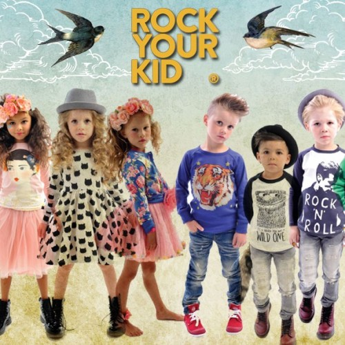 View shop from Rock Your Baby Winter 2014