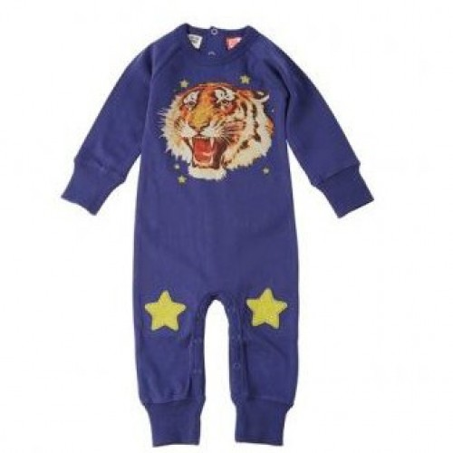 TIGER STAR Playsuit $48 by Tree Top Toy Shop