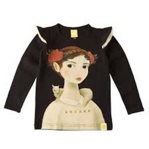 WILD ROSE Long Sleeve T-Shirt $42 by Tree Top Toy Shop